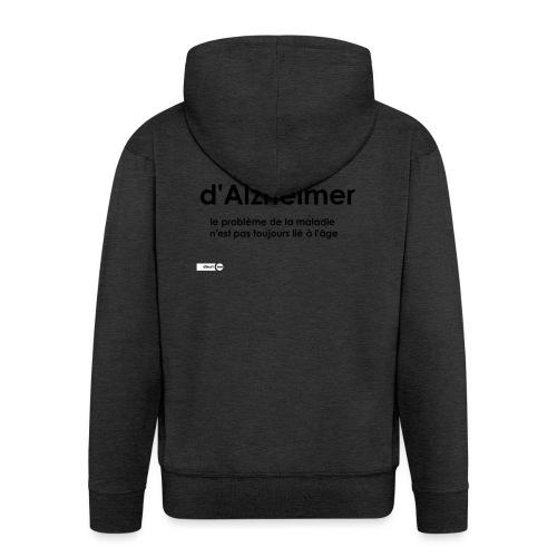 Mon ordi souffre d'Alzheimer - Veste à capuche Premium Homme