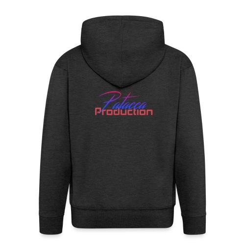 PATACCA PRODUCTION - Felpa con zip Premium da uomo