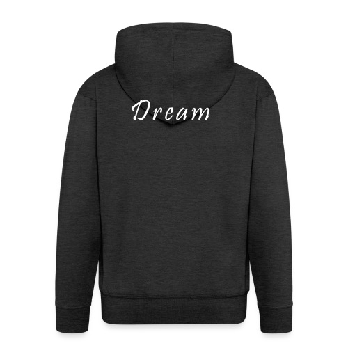 Just a Dream - Männer Premium Kapuzenjacke