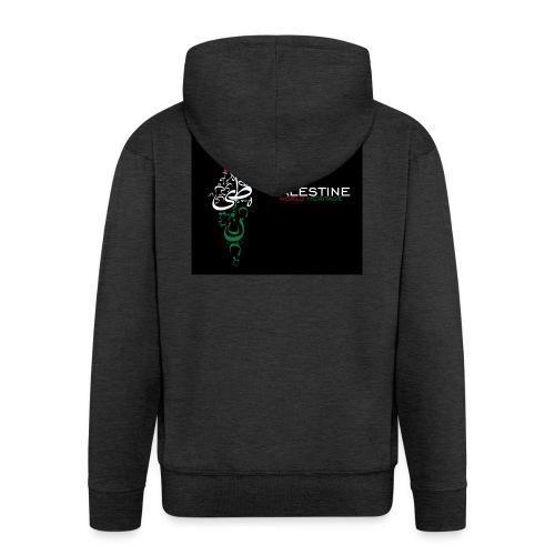 Palestine_world_heritage_design-jpg - Mannenjack Premium met capuchon