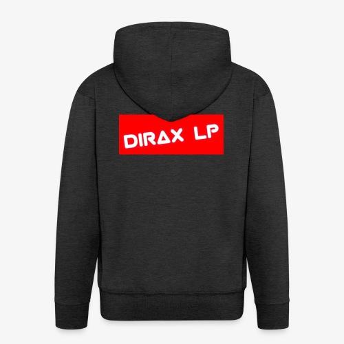 Dirax LPs Logo - Männer Premium Kapuzenjacke