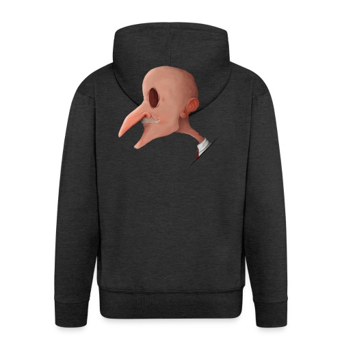 Finito - Head T-Shirt - Men's Premium Hooded Jacket