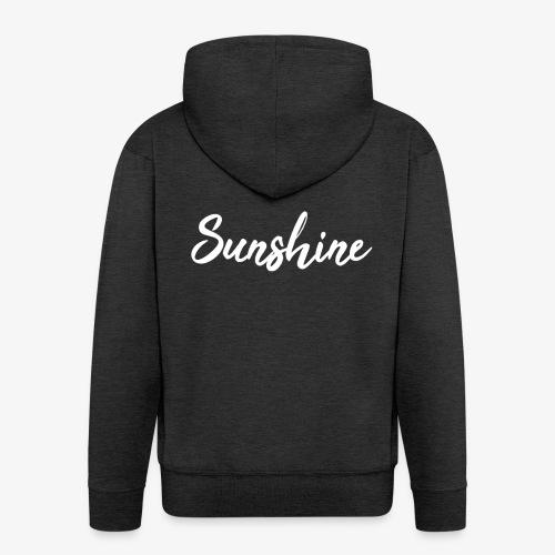 Sunshine - Veste à capuche Premium Homme