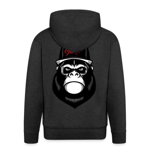Urban Gorilla - Chaqueta con capucha premium hombre