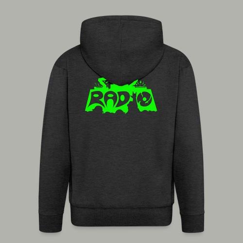 DJ Producer T-Shirt E-Rocker - Männer Premium Kapuzenjacke