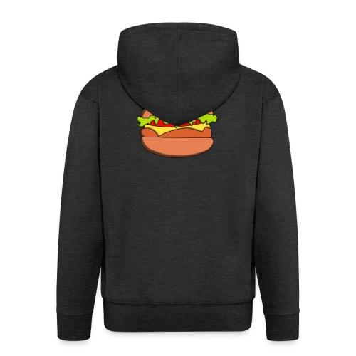 hamburger - Veste à capuche Premium Homme