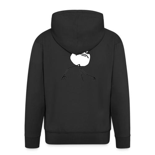 DÉTÉRMINÉ. - Veste à capuche Premium Homme