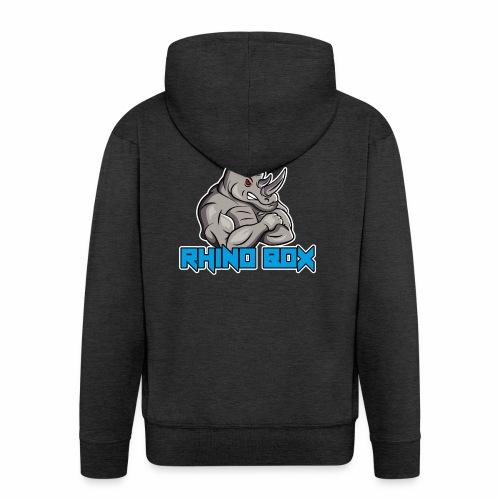 rhinobox - Veste à capuche Premium Homme