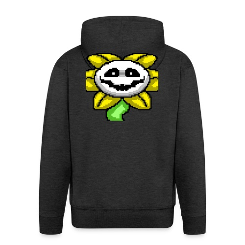 flowey_the_flower - Premium Hettejakke for menn