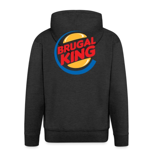 Brugal King - Chaqueta con capucha premium hombre