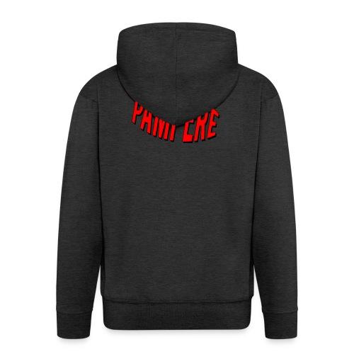 pampere - Rozpinana bluza męska z kapturem Premium
