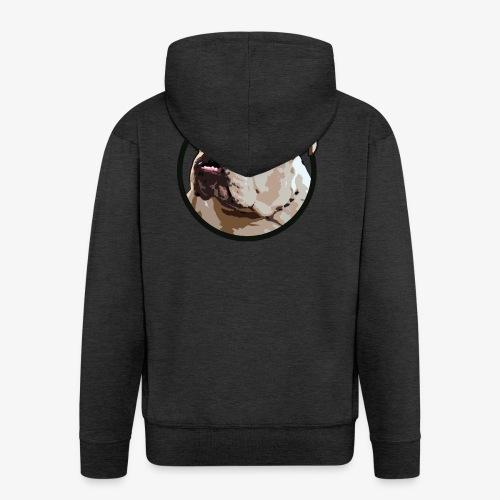 Bulldog - Men's Premium Hooded Jacket