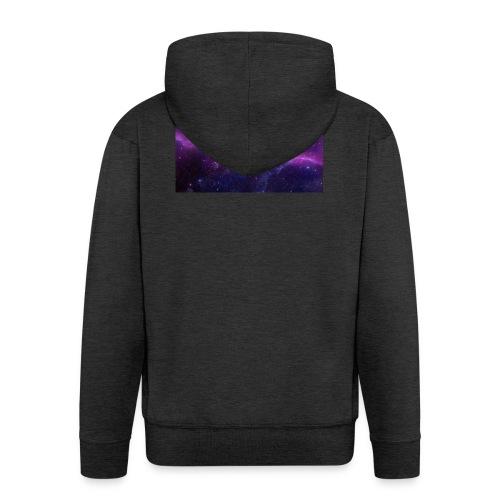 tshirt galaxy - Veste à capuche Premium Homme