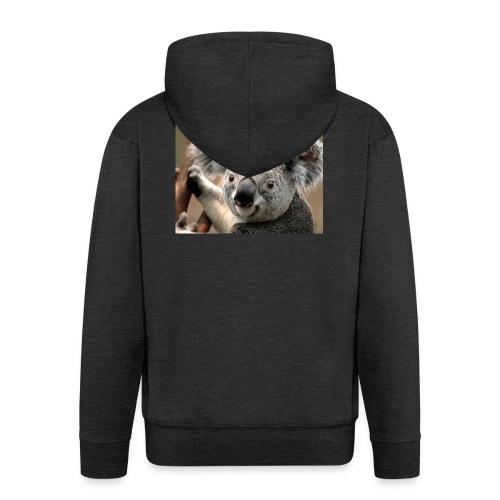 Koala - Männer Premium Kapuzenjacke