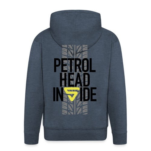 Petrolhead inside - Veste à capuche Premium Homme
