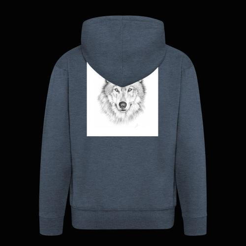 Wolf - Herre premium hættejakke