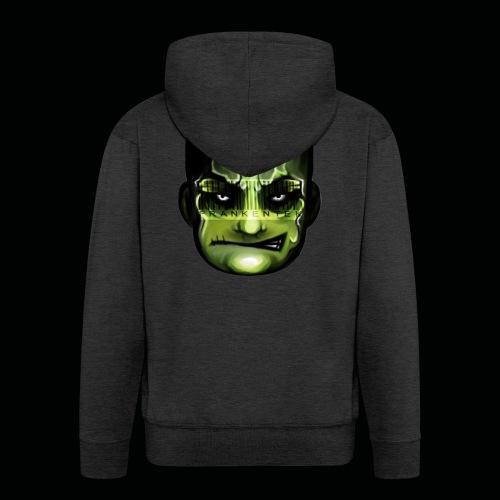 Frankenstein_logo - Mannenjack Premium met capuchon