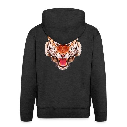 tiger low - Veste à capuche Premium Homme