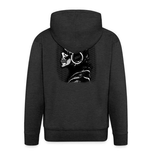 Skello Fade - Men's Premium Hooded Jacket