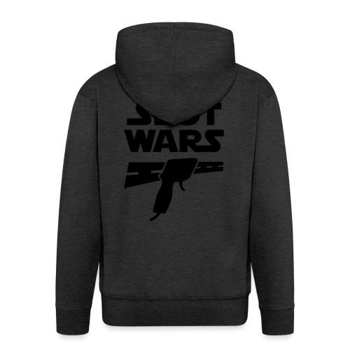 Slot Wars - Männer Premium Kapuzenjacke
