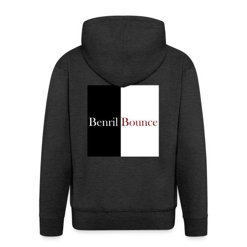 Benril Bounce - Männer Premium Kapuzenjacke