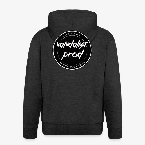 Logo Vandalist Prod - Veste à capuche Premium Homme