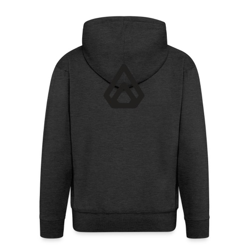 King fitness - Men's Premium Hooded Jacket