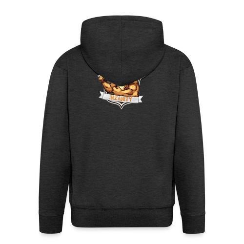 Insanity - Sweater (Normal) - Premium Hettejakke for menn