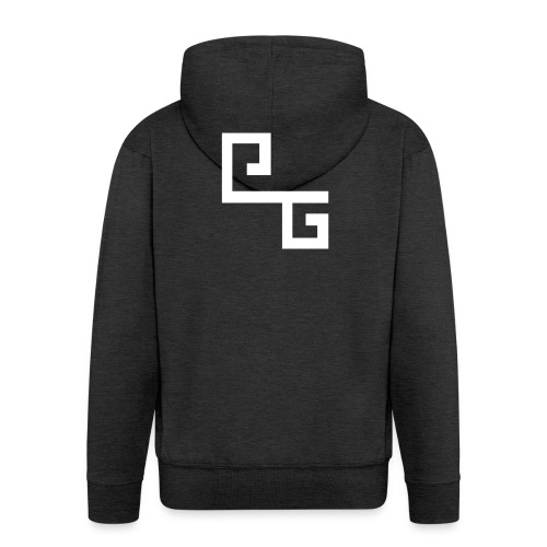 ProxGameplay Mannen T-Shirt - Mannenjack Premium met capuchon