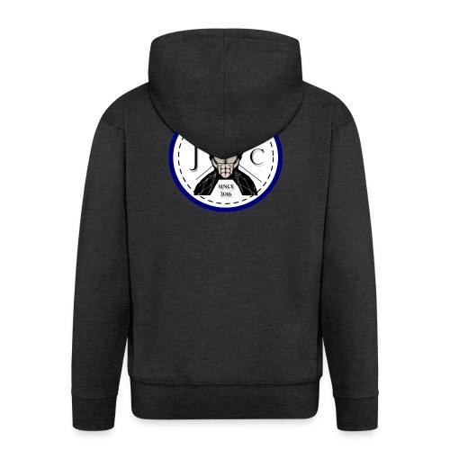 T-Shirt Basique Col V - JC - Veste à capuche Premium Homme