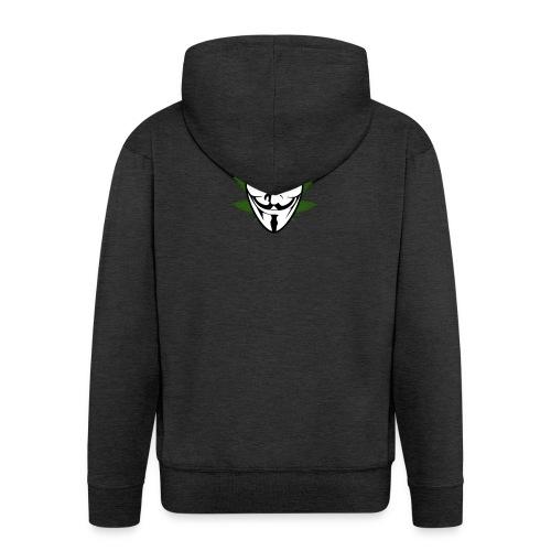 Anonymous - Mannenjack Premium met capuchon