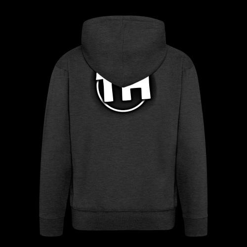 Men's TankTop - TooHard Logo 5 - Men's Premium Hooded Jacket