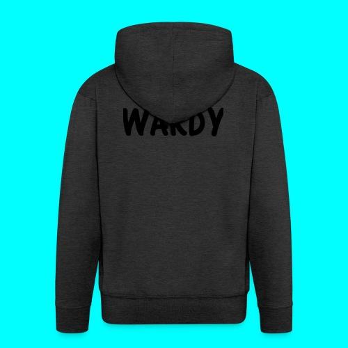 Wardy - Men's Premium Hooded Jacket