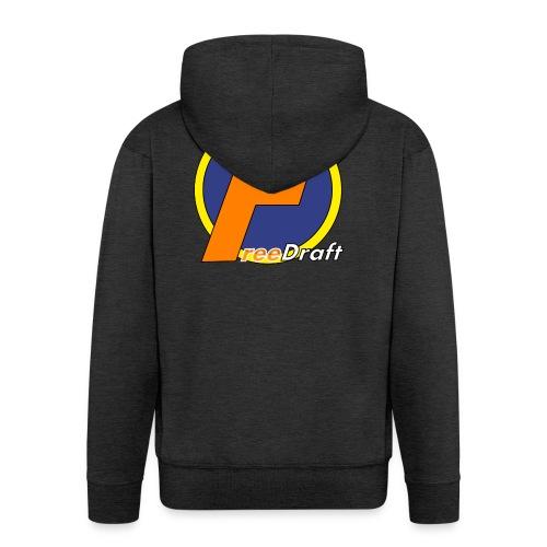 FreeDraft-Tshirt - Männer Premium Kapuzenjacke