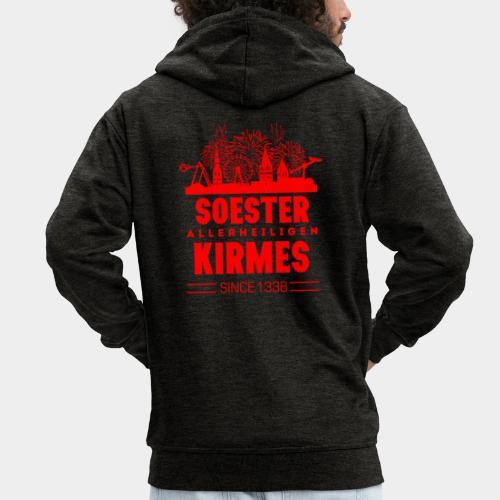 GHB Westfalen Soester Allerheiligenkirmes 81120172 - Männer Premium Kapuzenjacke