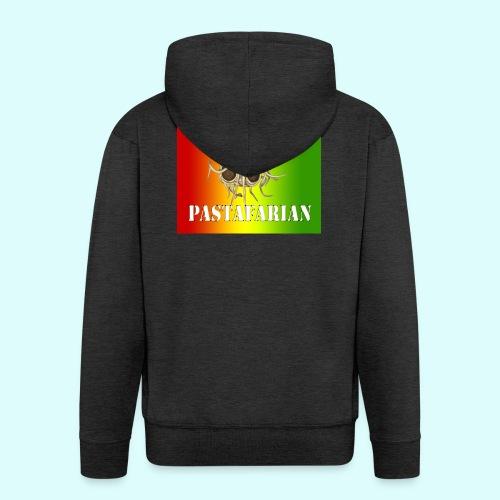 Reggae pastafarian - Mannenjack Premium met capuchon