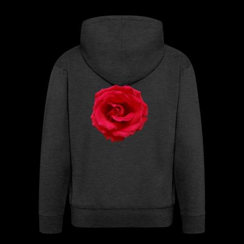 ForeMan - TheMansRose - Men's Premium Hooded Jacket