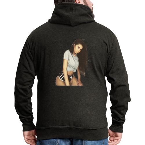 me myself and I - Men's Premium Hooded Jacket