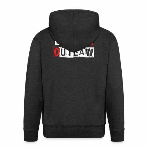Berlin Outlaw Underground Gangster - Männer Premium Kapuzenjacke