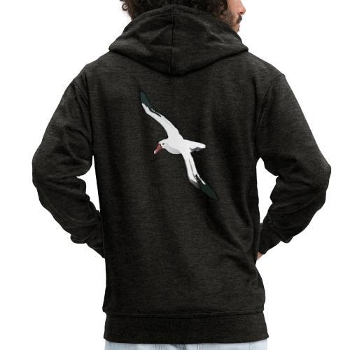 Albatros - Männer Premium Kapuzenjacke