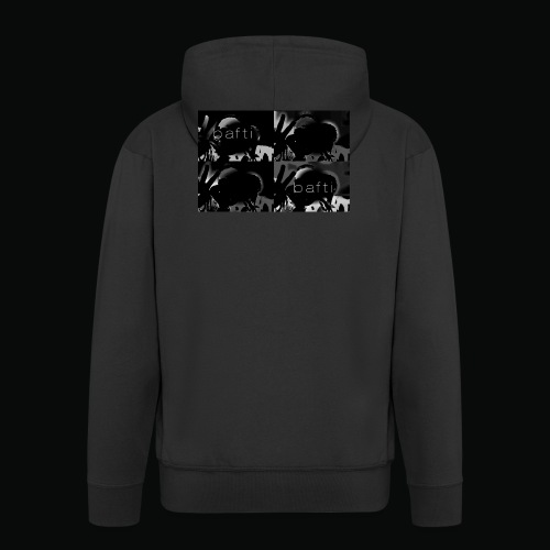 black bafti crew - Herre premium hættejakke