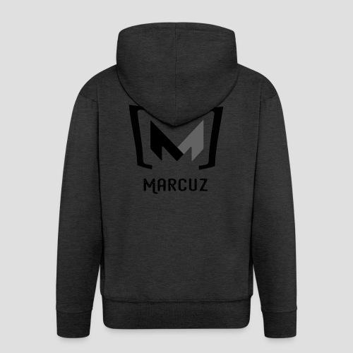 Marcuz - Mannenjack Premium met capuchon