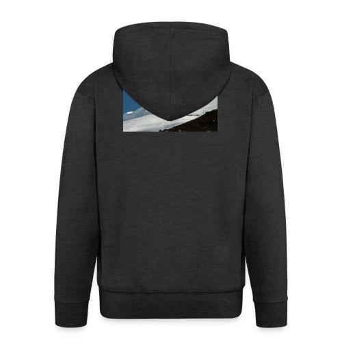 camiseta con estampe - Chaqueta con capucha premium hombre