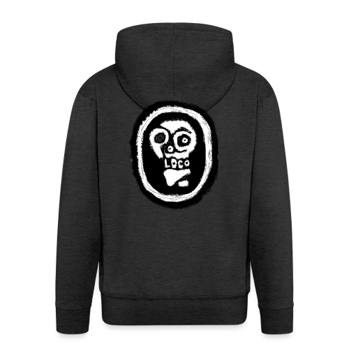 Poco Loco..its got a ring to it - Men's Premium Hooded Jacket