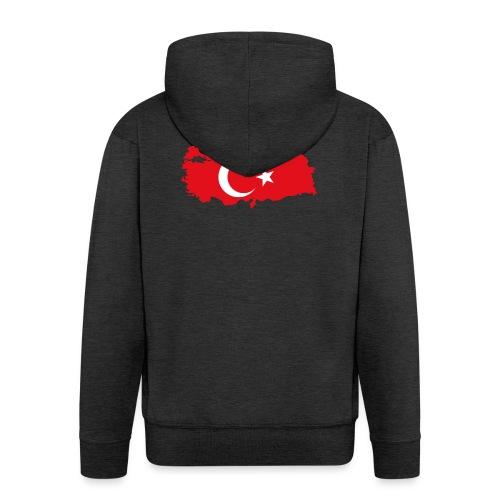 Tyrkern - Herre premium hættejakke