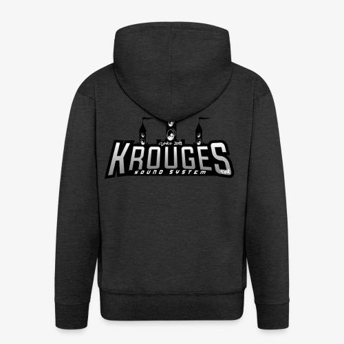 K-Rouges Tek Soundsystem - Veste à capuche Premium Homme