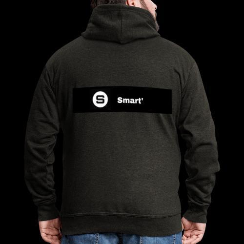 Smart' BOLD - Men's Premium Hooded Jacket