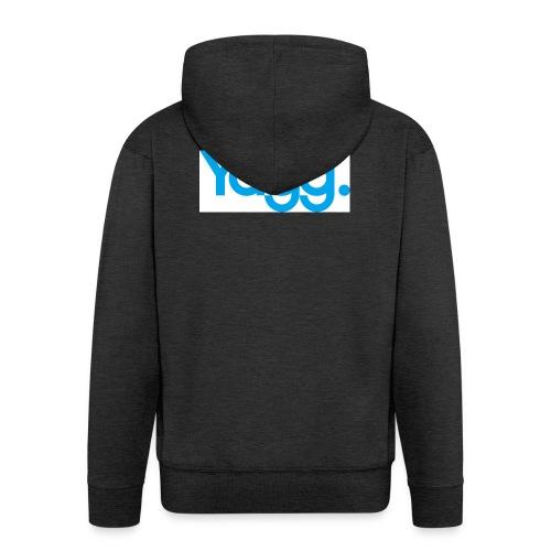 yagglogorvb - Veste à capuche Premium Homme