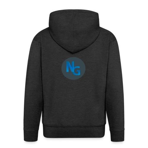 NG Logo - Herre premium hættejakke