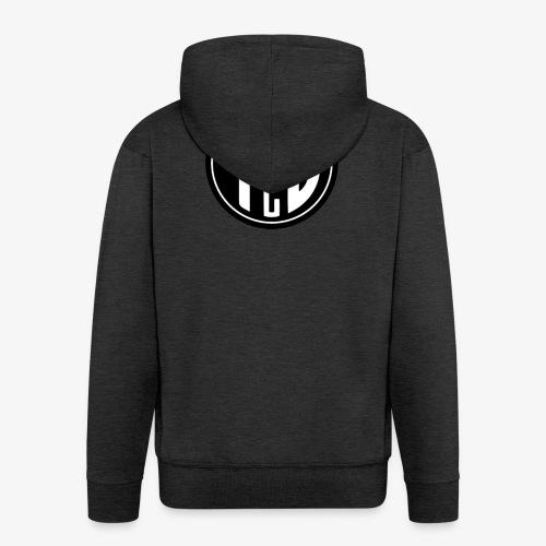 TCCS Logo - Men's Premium Hooded Jacket
